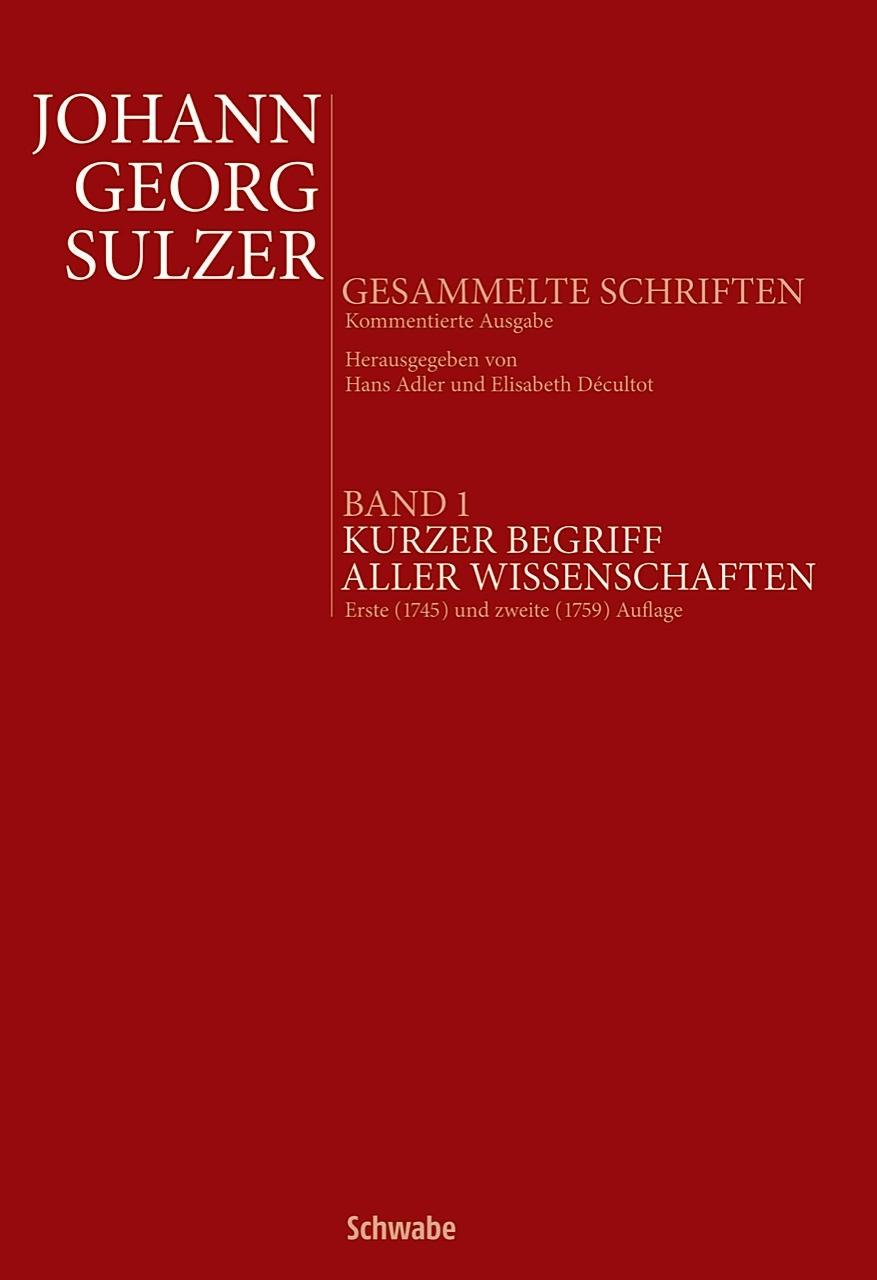 Johann Georg Sulzer