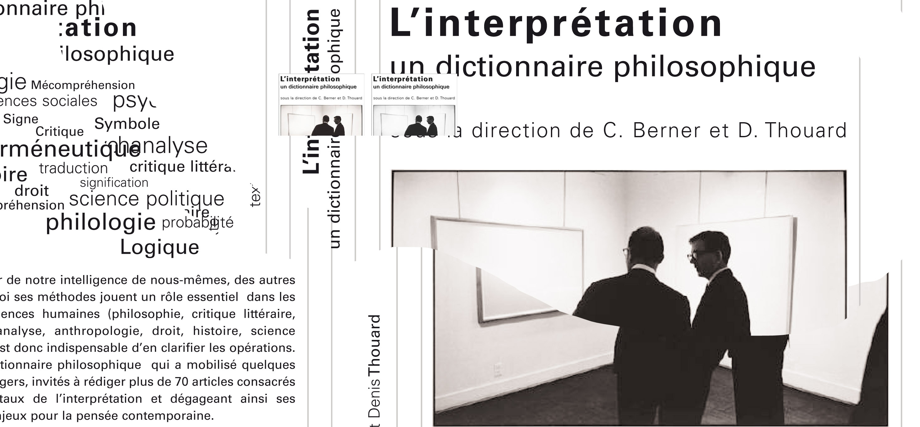 Dictionnaire Interpretation Format 20x14