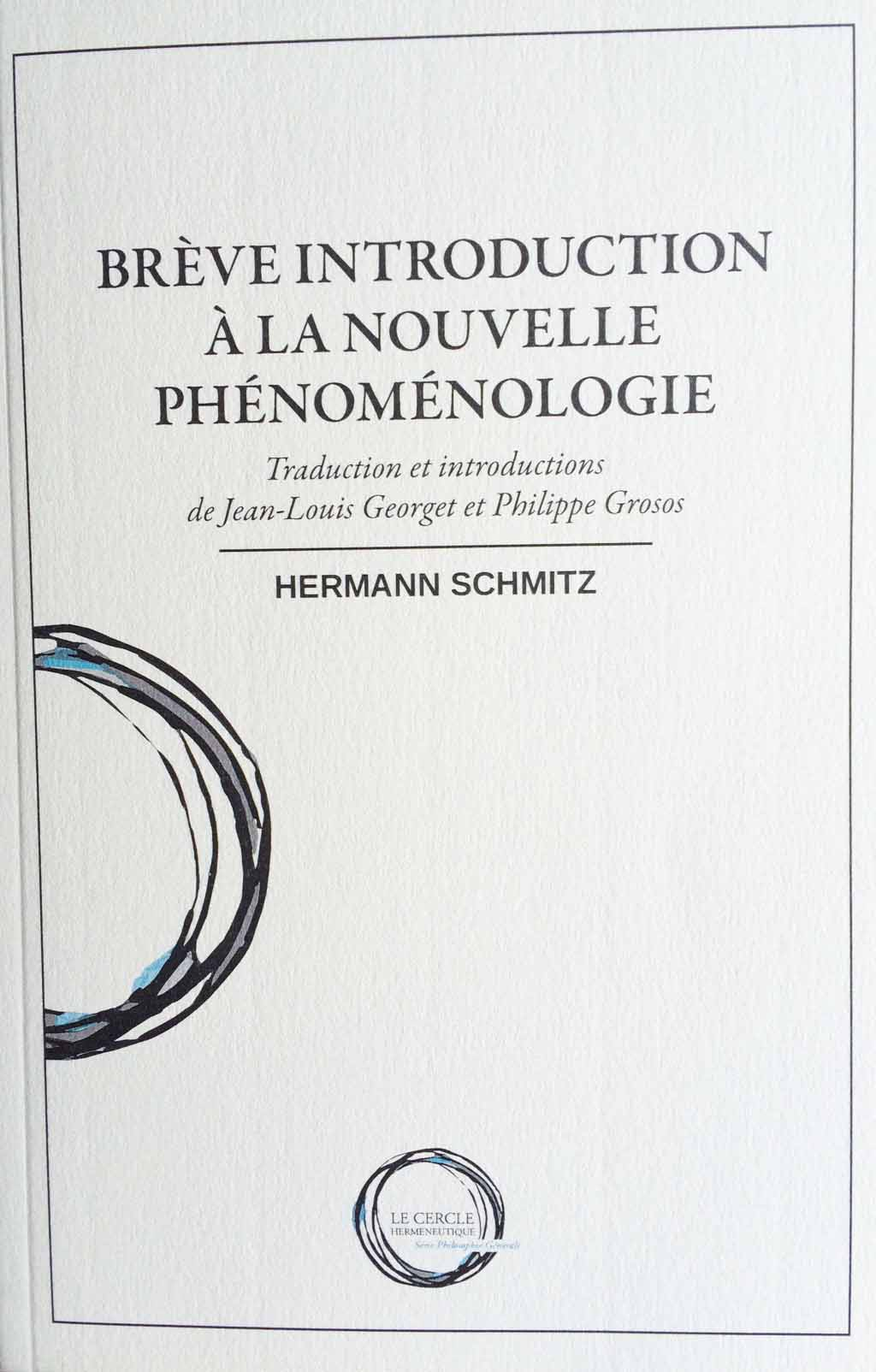 Brève Introduction_Phenomenologie