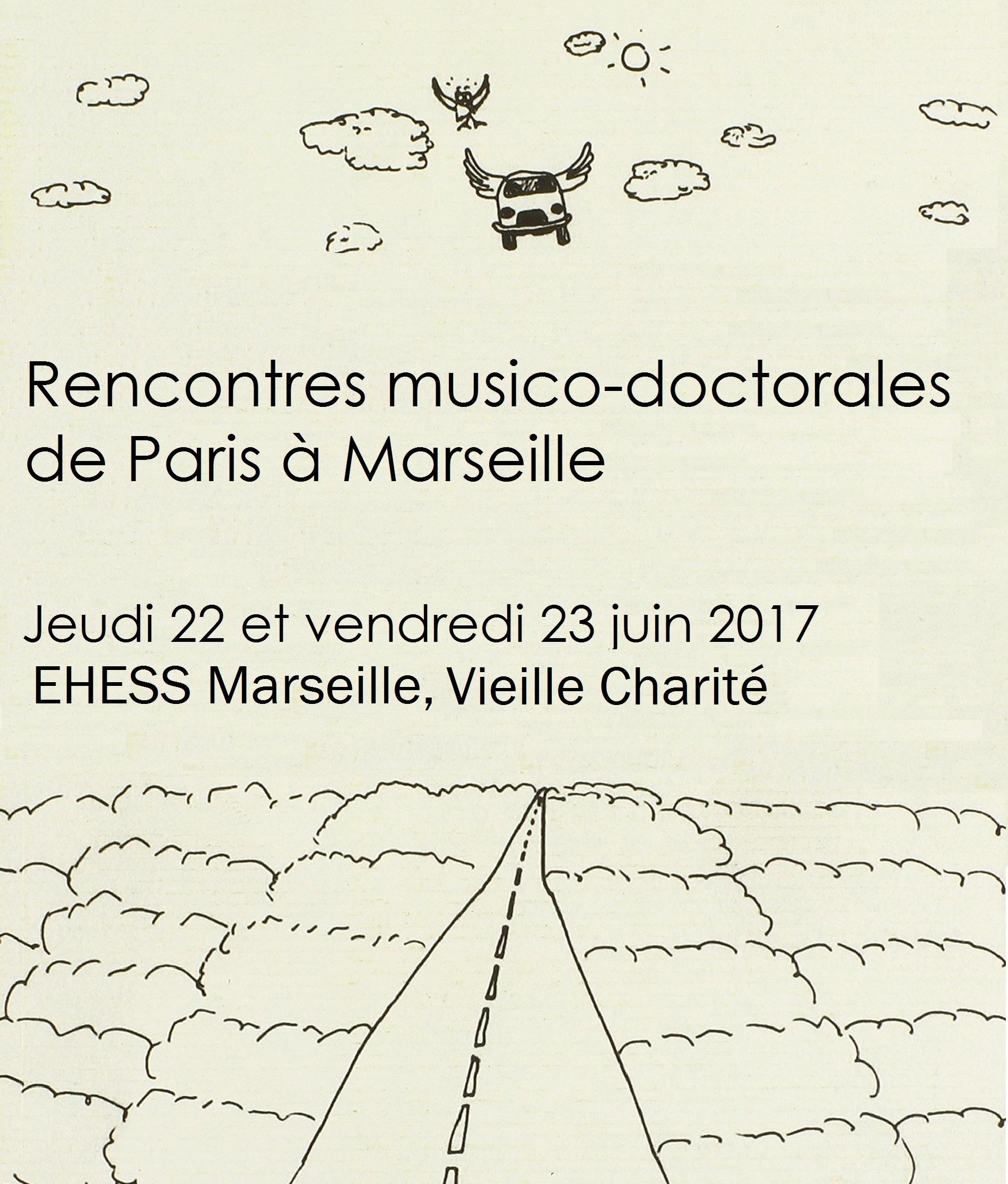 Rencontres doctorales marseille