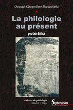 Philologie au pr+®sent2